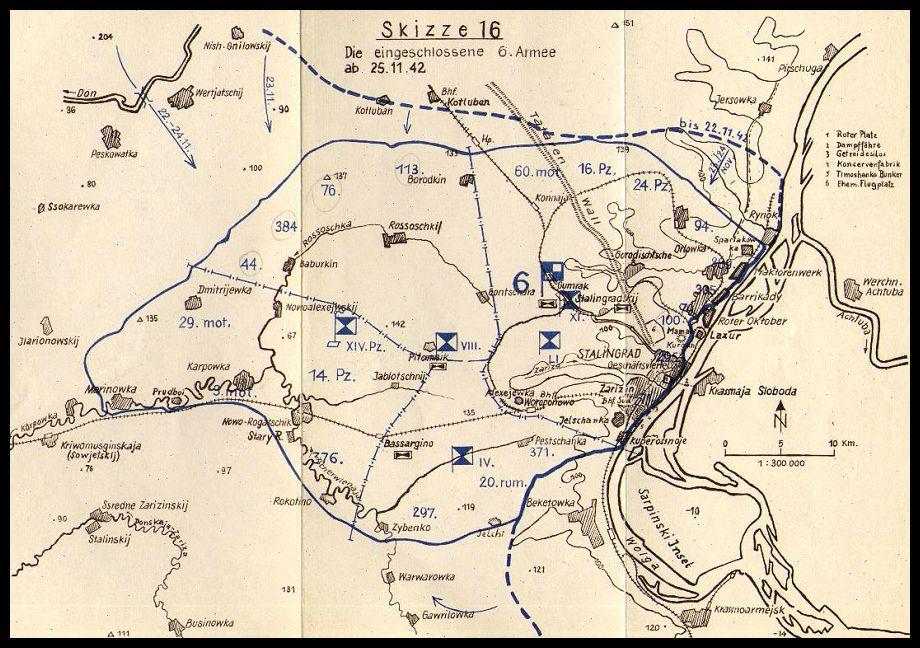 Schlacht Um Stalingrad Karte.389 Id